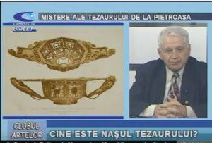 MISTERE ALE TEZAURULUI DE LA PIETROASA