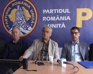 STRATEGIA PARTIDULUI ROMÂNIA UNITĂ