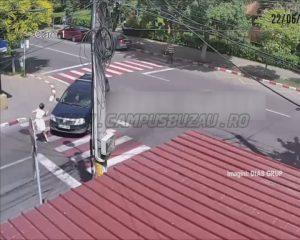 accident pietoni Spiru Haret