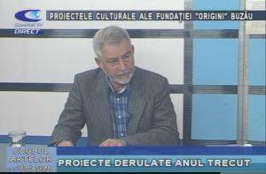 """PROIECTELE CULTURALE ALE FUNDAŢIEI """"ORIGINI"""" BUZĂU"""