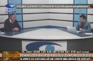 CEL MAI LONGEVIV PRIMAR DIN ŢARĂ, MARIAN MĂRGĂRIT