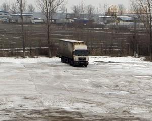 parcare tir transbus