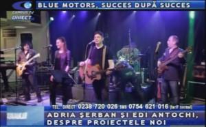 BLUE MOTORS, SUCCES DUPĂ SUCCES