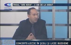 "TRIOUL ""ARS NOVA"" - 4 ANI DE LA DEBUT"