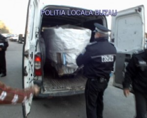 actiune politia locala tigani gunoaie 2