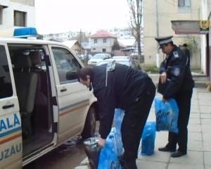 politia locala marfa confiscata