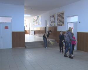 scoala interior