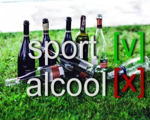 sport alcool