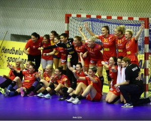 nationala handbal