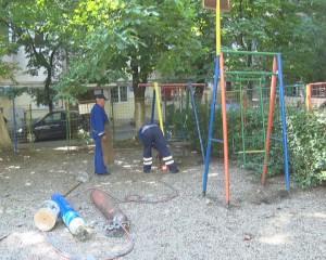 reparatie loc joaca 3