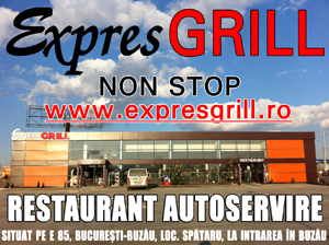Express Grill site