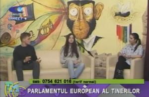 PARLAMENTUL EUROPEAN AL TINERILOR