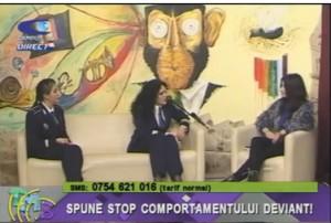SPUNE STOP COMPORTAMENTULUI DEVIANT!