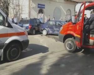 accident 3 masini