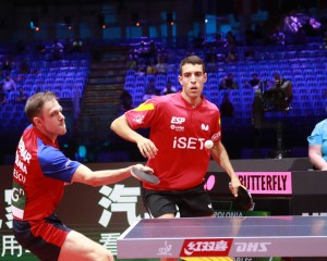 Liebherr 2019 ITTF World Table Tennis Championships