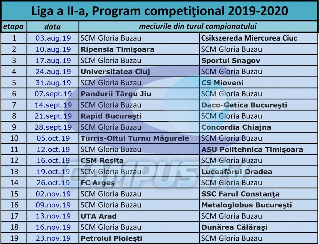 Liga 2 program