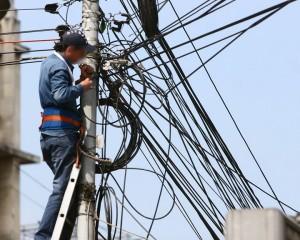 cabluri stalpi buzau