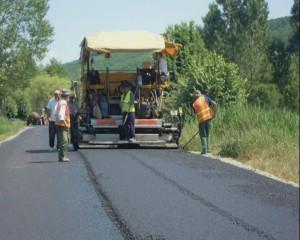 asfaltare drum judetean