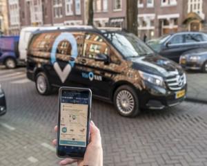 mini van transport ride-sharing