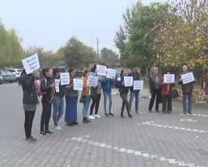 protest scoala nr 6 isj