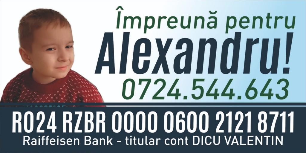 Alexandru Mihail Dicu caz umanitar