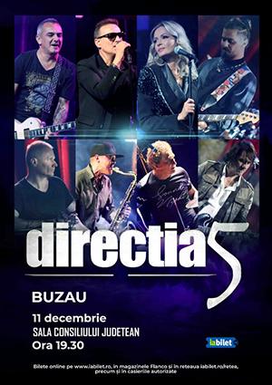 concert directia 5 buzau