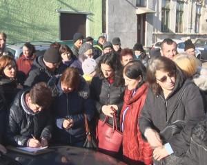 protest angajati fabrica vin 2