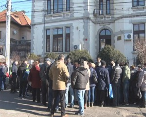 protest angajati fabrica vin