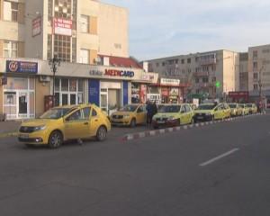 statie taxiuri centru