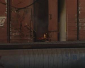 incendiu vagon 2