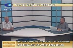 """""""CAP DE VARĂ"""" CU """"COROANĂ"""""""