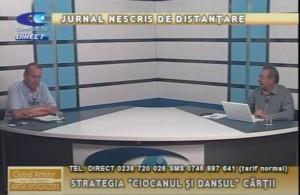 JURNAL NESCRIS DE DISTANȚARE