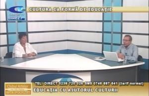 CULTURA CA FORMĂ DE EDUCAȚIE