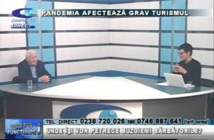 PANDEMIA AFECTEAZĂ GRAV TURISMUL