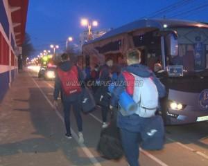 gloria fotbal autocar cantonament 2