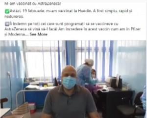 deputat vaccin