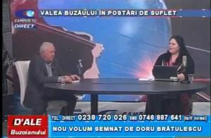 VALEA BUZĂULUI, ÎN POSTĂRI DE SUFLET
