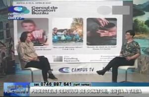 PROIECTELE CERCULUI DE DONATORI, EDIȚIA A TREIA