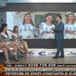 Fetele de la Chihlimbar, la CAMPUS TV