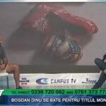 Bogdan Dinu se bate pentru titlul mondial!