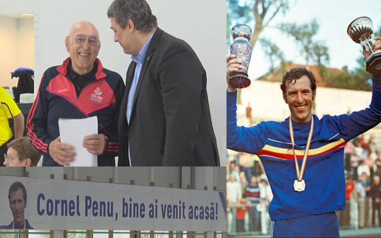 Cornel Penu, din nou acasă. Dublul campion mondial, omagiat azi la Buzău