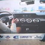 Alexandra Ioniță, instructor auto la o școală unică. Proiect cu fonduri europene, la Buzău, în premieră națională