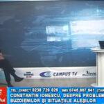 Constantin Ionescu, despre problemele buzoienilor și soluțiile aleșilor