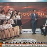 Ediție specială! Andante Star, la Campus TV. Povestea impresionantă a corului de copii.