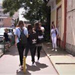 (VIDEO) Aproape 3000 de elevi buzoieni, la prima probă a evaluării naționale