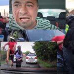 (VIDEO) SCENE INCREDIBILE! Bătut de față cu Poliția și blocat cu mașinile! Agresorii, încătușați de mascați!