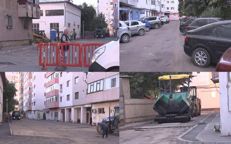 Unde parcăm mașina? Locatarii blocurilor de pe Stejarului caută parcări