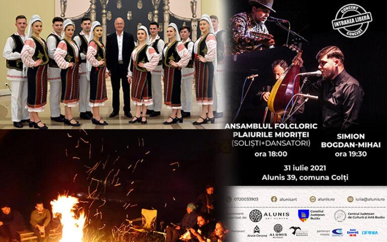 Evenimentele-spectacol continuă la Aluniş. Weekend dedicat tradiţiilor