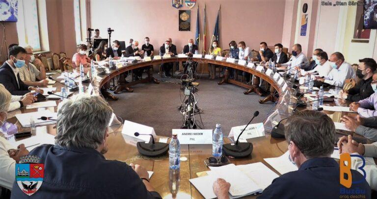 Ședință CLM. Au fost aprobate proiecte importante pentru oraș.
