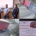 Recompensă pentru șoferul care a evitat milimetric o tragedie